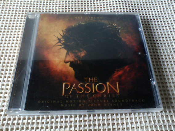 The Passion Of The Christ Ost John Debney