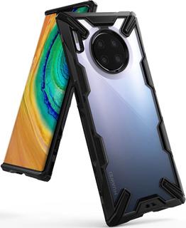 Estuche Forro Original Ringke Fusion X Huawei Mate 30 Pro