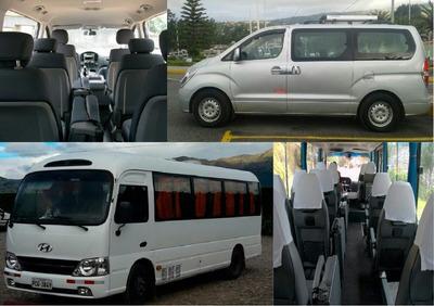 Alquilo Busetas Con Chofer Para Turismo A Nivel Nacional