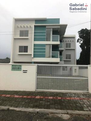 Apartamento De Alto Padrão Localizado No Balneário Jardim Da Barra - Ap0005
