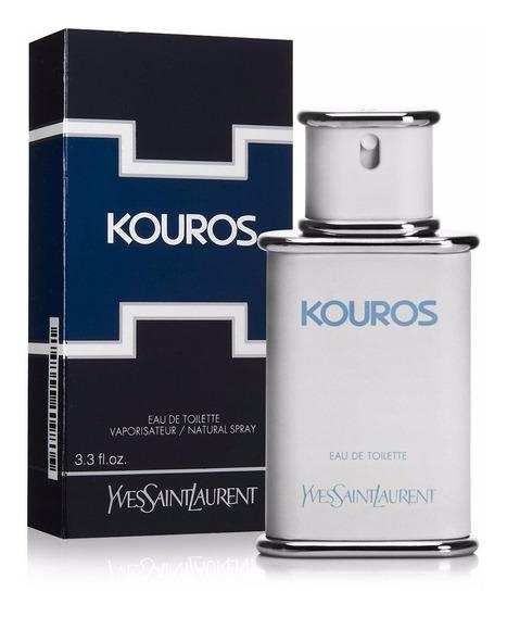 Perfume Kouros 100ml Yves Saint Laurent Original / Lacrado