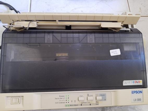 Vende-se Impressora Epson Lx-300
