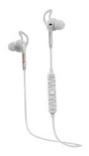 Fone De Ouvido Sem Fio Bluetooth Branco Aiwa Aw810btw