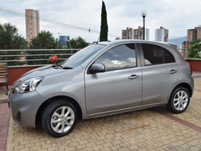 Nissan March 2015 Version Cara Nueva