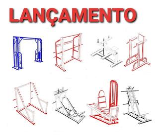 95 Projetos Fabricação Máquinas Academia O + Completo ..