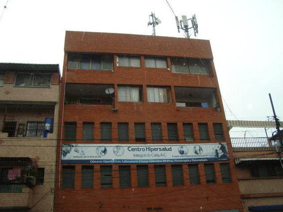 Elys Salamanca Vende Edificio En Catia Mls #19-19348