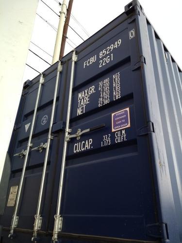 Contenedor Maritimo Container Seco 20'