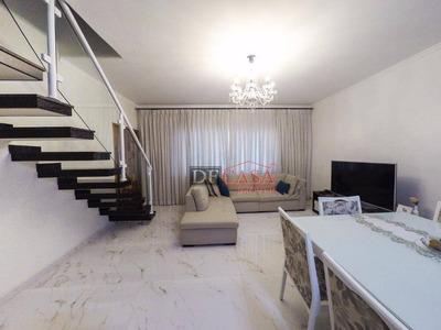 Sobrado Residencial À Venda, Jardim Vila Formosa, São Paulo. - Codigo: So2133 - So2133