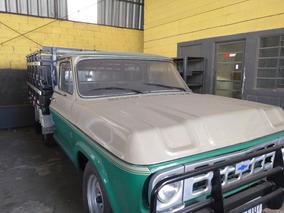 Chevrolet D-10 - 1980 - Diesel