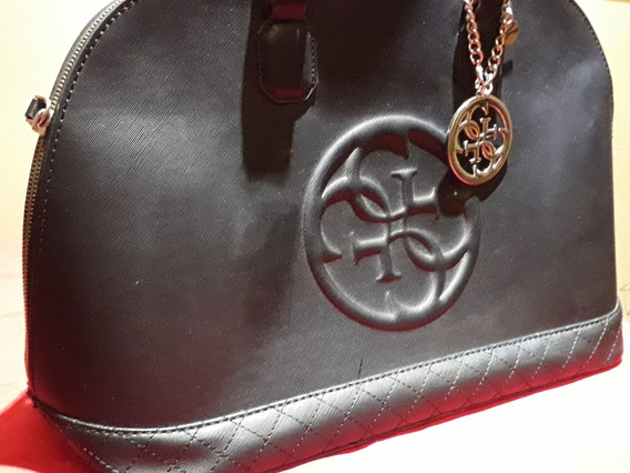 Cartera Guess Modelo Bugatty , Cuero Original