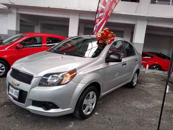 Chevrolet Aveo Automatico 2015!!! Impecable!!! Original !!!