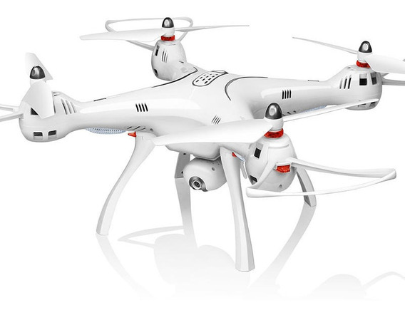 Syma X8 Pro Drone Con Gps Y Camara Hd Fpv Wifi Y Retorno