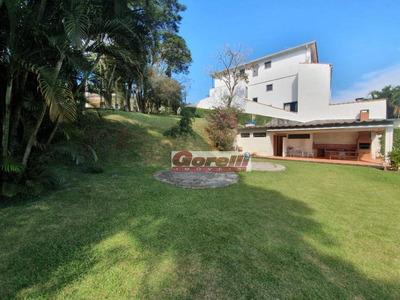 Terreno À Venda, 887 M² Por R$ 1.000.000 - Condomínio Arujazinho Iv - Arujá/sp - Te0673