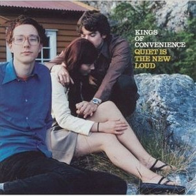 Lp Kings Of Convenience Quiet Is The New Loud