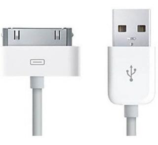 Cabo Usb Para Apple iPhone 3g 3gs 4g 4s iPad iPod 30 Pinos