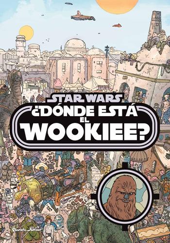 Imagen 1 de 3 de Star Wars. ¿dónde Está El Wookiee?