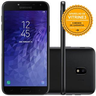 Samsung Galaxy J4 J400m 32gb 4g 13mp Preto Vitrine 3