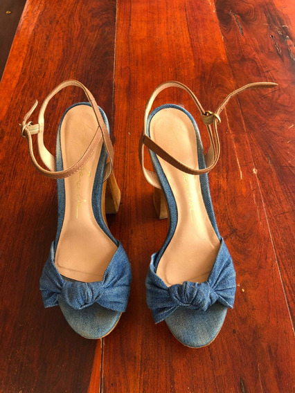 Sapato Luiza Barcelos