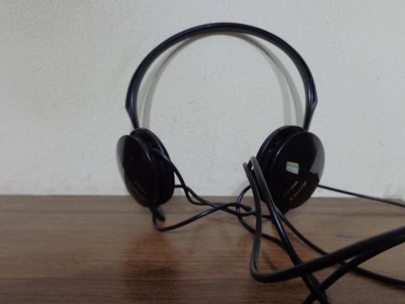 Fone De Ouvido Headphone Sony Mdr-g45 Sem A Espuma