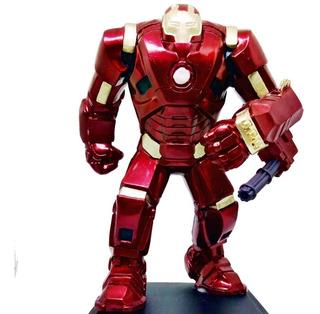 Figuras Marvel 3d Especial Nº 03 Hulkbuster