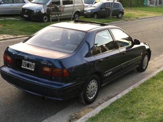 Honda Civic 1.5 Coupe Ex At 1994
