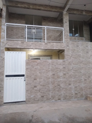 Casa Primeira Locação 2 Qt, Pq.araruama