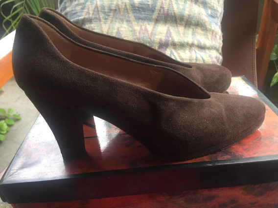 Zapato Mujer Astton 35 Mb Estado
