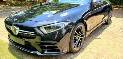 Mercedes-benz Classe Cls 3.0 Amg 4matic Hibrido 4p 2019