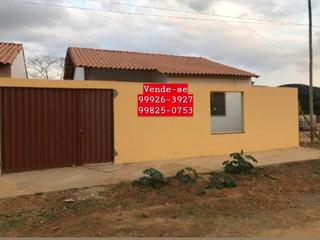 Casa Recém Construída Em Capitão Andrade.