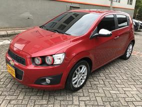 Chevrolet Sonic Hb Lt 2013 1.6 Lit. Aut. Techo