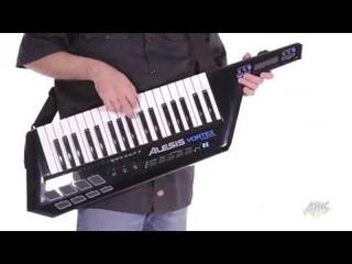 Alesis Vortex Wireless - Controlador 36 Teclas Tipo Guitarra
