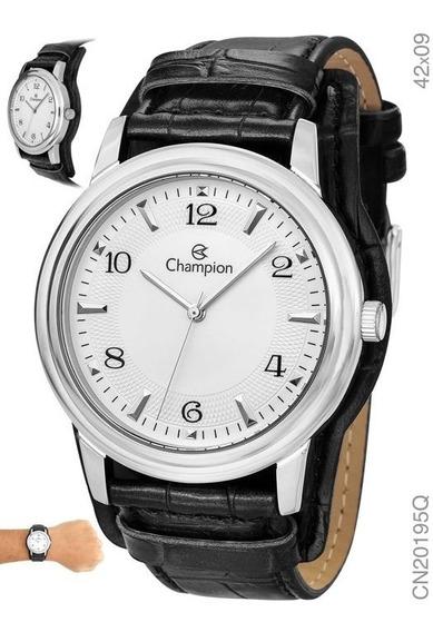 Relógio Analógico Unisex Social Champion Cn20195q