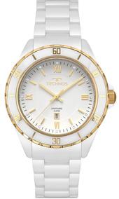 Relógio Technos Feminino Elegance Cerâmica 2015cap/4b