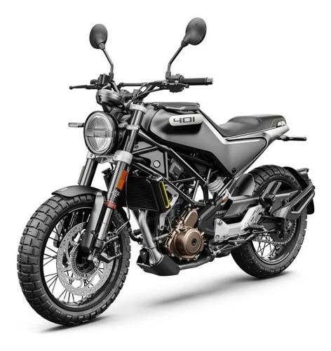Husqvarna 401 Svartpilen 2021 0km - Moto Sur - Reservala Hoy