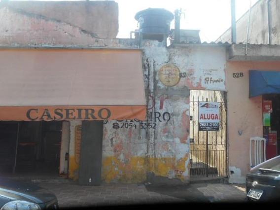 Casa Com 1 Dormitório Para Alugar, 40 M² Por R$ 600/mês - Vila Jacuí - São Paulo/sp - Ca0119