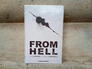 From Hell, De Alan Moore