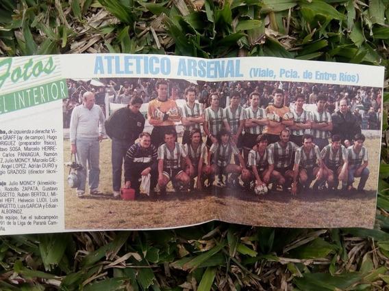 Arsenal De Viale De Entre Rios - Fotos Antiguas
