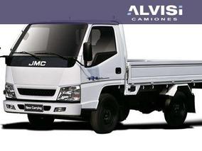 Jmc Camion Rueda Sencilla Con Caja Rebatible Precio Sin Iva