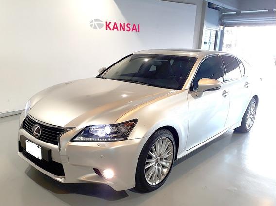 Lexus Gs 350 2013 14.960 Kms