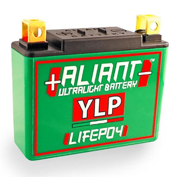Bateria Lithium Litio Aliant Ylp07 Moto Competição Pista