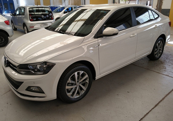 Vw Virtus 1.0 Tsi Highline Aut. 2019