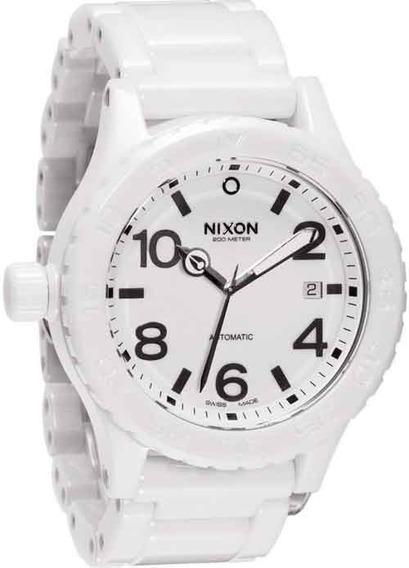 Relógio Nixon Automático 42-20 Cerâmica A148 126