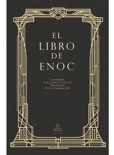 Imagen 1 de 2 de Libro El Libro De Enoc - Anónimo