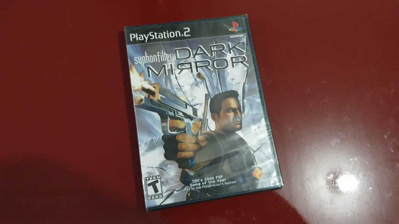 Syphonfilter Dark Mirror Ps2 Lacrado