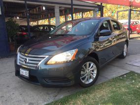 Nissan Sentra 1.8 Sense At 2015