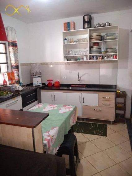 Casa Com 3 Dormitórios À Venda, 80 M² Por R$ 240.000,00 - Cooperlotes - Paulínia/sp - Ca1840
