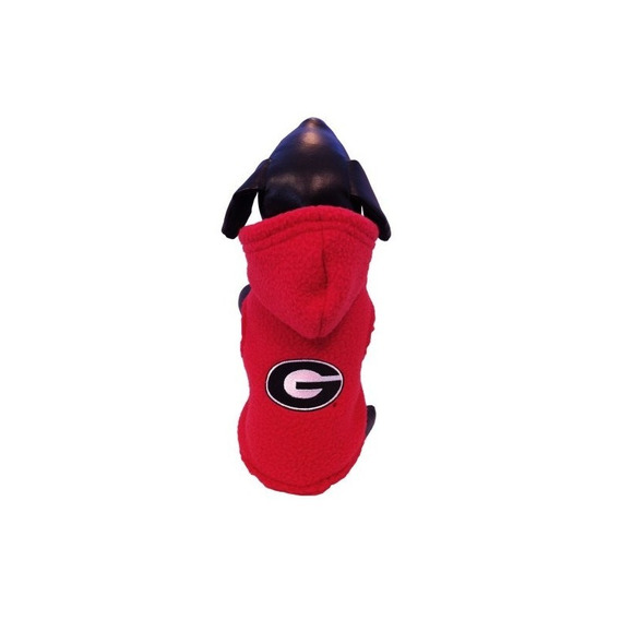 Chaqueta Ncaa Georgia Bulldogs Polar Fleece Con Capucha, Xx-