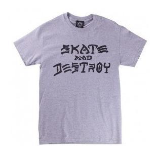 Playera 3/4 Thrasher Skate And Destroy