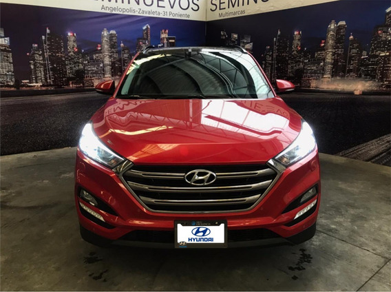Hyundai Tucson 2.0 Limited Tech At 2017 Vin 9040