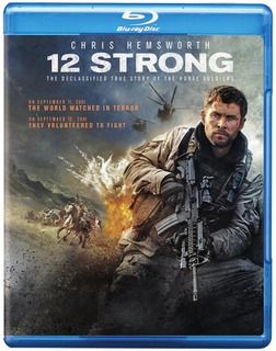 12 Strong Blu-ray Us Import